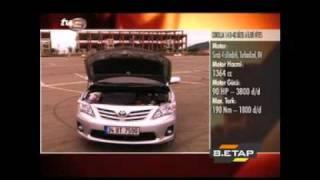 Toyota Corolla 1.4 D-4D test - 8. ETAP