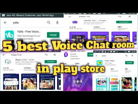 Top 5 Voice Chat Room Best Voice Chat Room