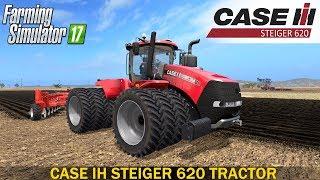 Farming Simulator 17 CASE IH STEIGER 620 TRACTOR