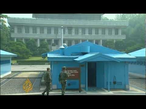 N Korea severs military hotline with South