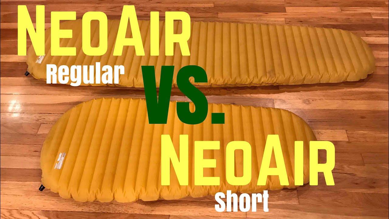 What NeoAir Xlite pad should you buy (Regular or Short)  - YouTube 17cf449d9
