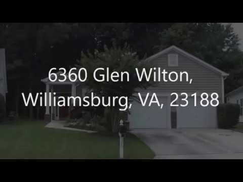 6360 Glen Wilton Ln, Williamsburg, VA, 23188