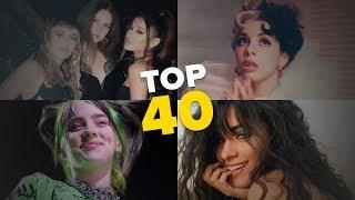 TOP 40   Melhores Músicas  Nternacionais De Setembro  Outubro  2019