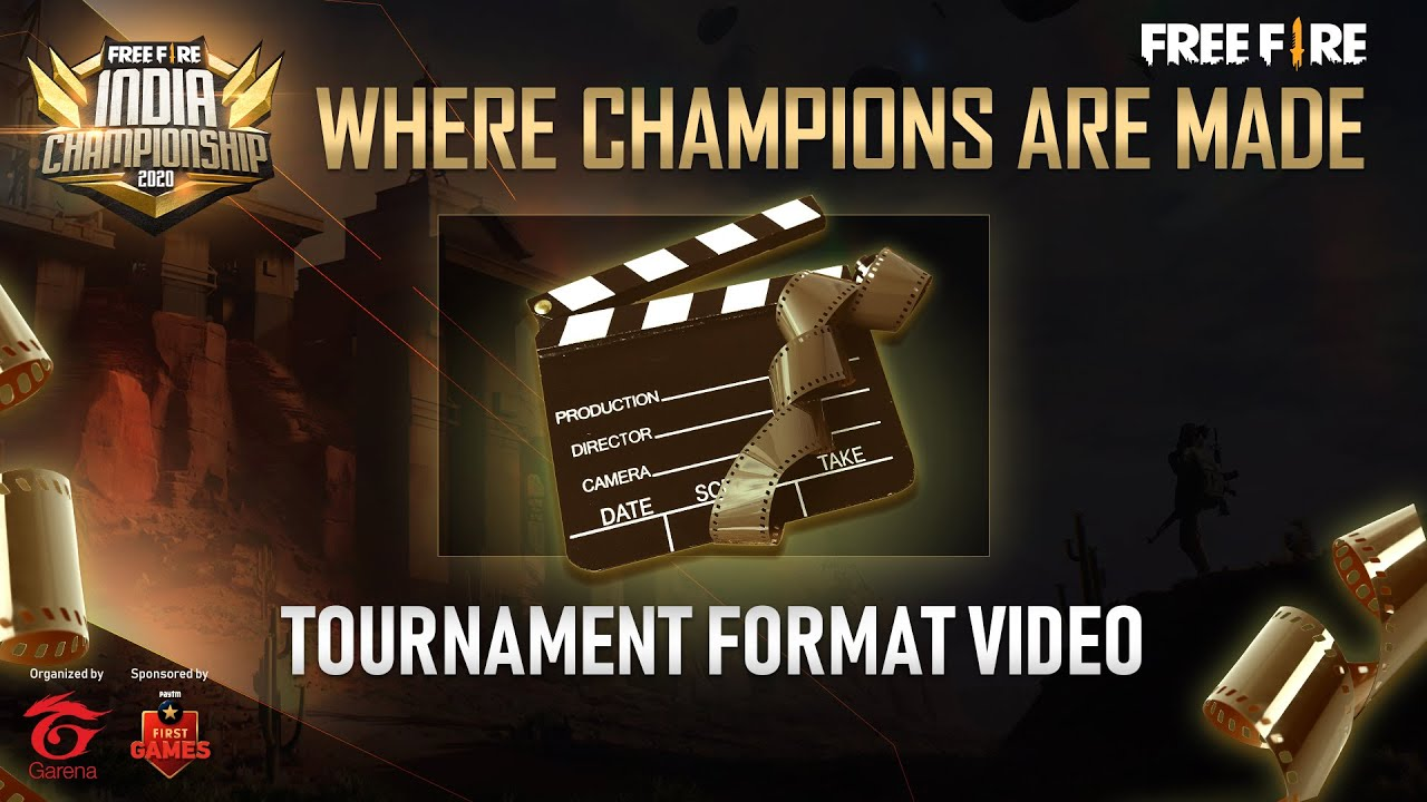 Free Fire India Championship 2020 Fall | Format Overview