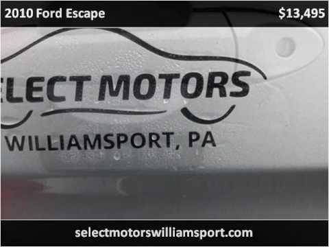 Williamsport escapes