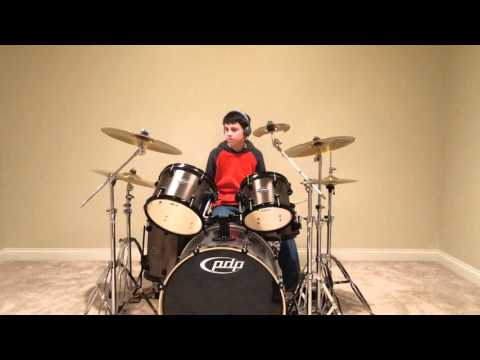 Bushes of Love- Bad Lip Reading (Drum Cover)