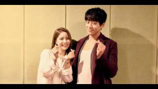 Hwang Chi Yeol and MAMAMOO