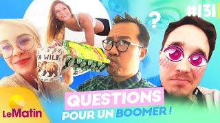 Questions pour un Boomer et Qui Suis-Je spécial LeStream !   Le Matin à la maison #131