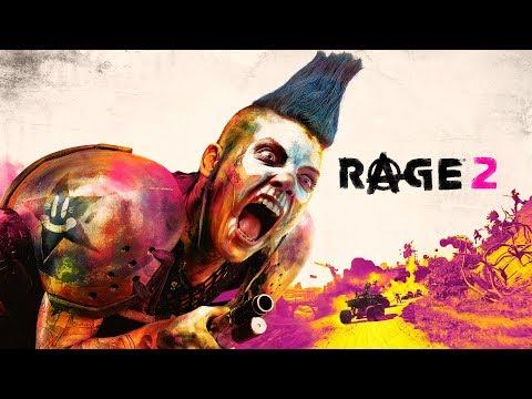 Rage 2 • 4K U Starting Block Gameplay • PS4 Pro