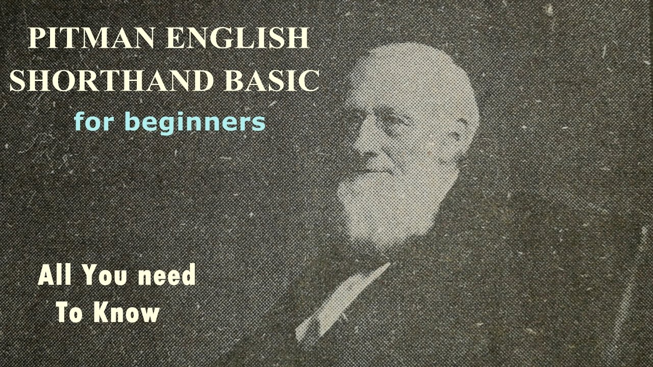 English Steno Book