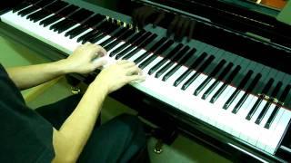 Carl Czerny Study Op.139 No.3 100 Progressive Studies without Octaves 车尔尼 进阶练习曲