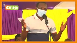 What MP Simba Arati told DP Ruto that sparked a fight at a funeral in Kisii