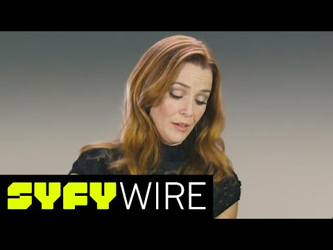 Baking Easy Bake Oven Pies On Pi Day With Timeless' Annie Wersching  SYFY WIRE