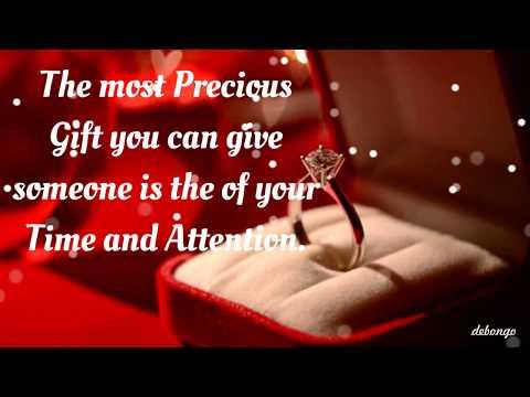 Precious Gift | Love Quotes