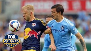 MLS Highlights: New York City FC vs. New York Red Bulls