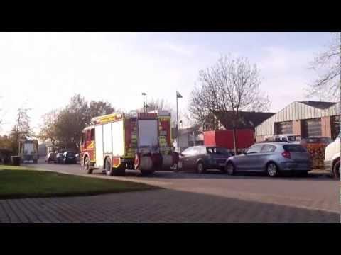 Rettungsdienst Kreis Heinsberg (Malteser) und FF Erkelenz rücken gemeinsam aus