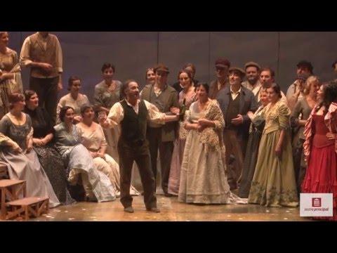 Il Pagliacci - Cavalleria rusticana. Teatre Principal de Palma 2016