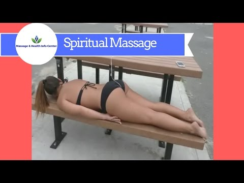 #MHI Luo Dong: Spiritual Massage For Girl At The Beach | ASMR Beach Sounds