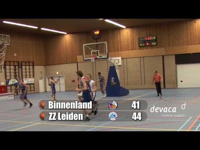 Bekerwedstrijd Binnenland U20 vs ZZ Leiden U20