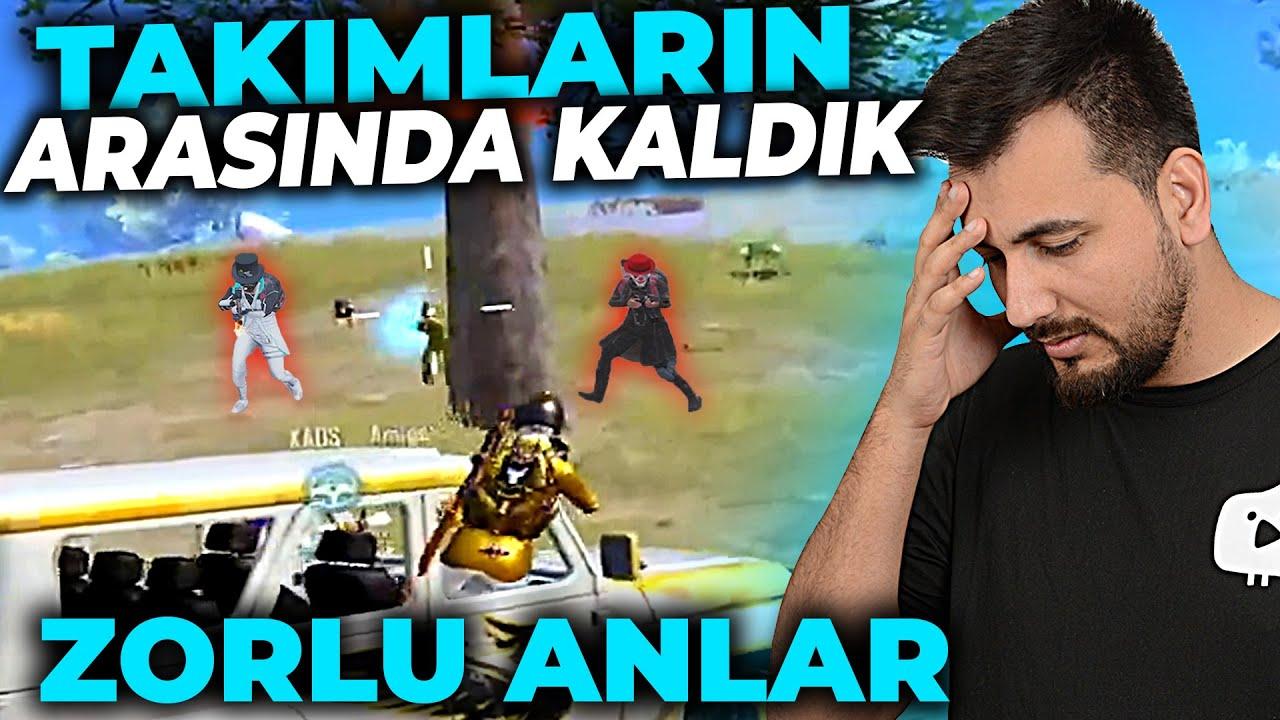 Download TAKIMLARIN ARASINDA KALDIK ZORLU ANLAR / PUBG MOBILE