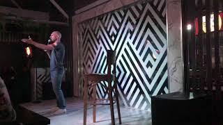 Выступление Романа Третьякова в Новороссийске