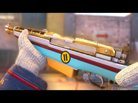 6 NEW Weapons, Camouflage, & Community Challenge!
