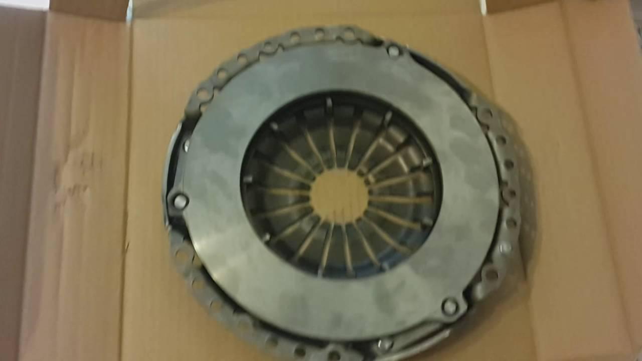 Обзор сцепления Opel Vectra C. Комплект сцепления LUK