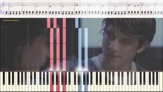 Teen Wolf Theme Song (Ноты и Видеоурок для фортепиано) (piano cover)