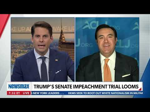 Growing List of GOP Senators Oppose Trump Impeachment - Jordan Sekulow on Newsmax