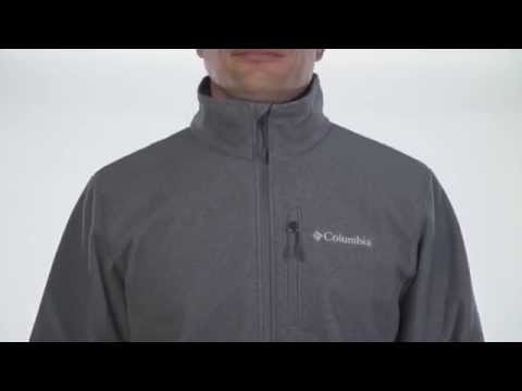Men's Wind Protector Novelty Fleece Jacket | Columbia Sportswear