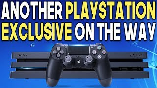 """ANOTHER PlayStation EXCLUSIVE in Development! AMD on Playstation 5 """"Secret Sauce""""!"""
