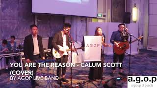 YOU ARE THE REASON -  CALUM SCOTT (COVER by AGOP)