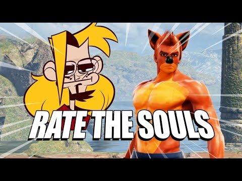 I Can't Believe It...Soul Calibur VI - Rate The Souls