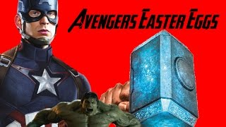 Marvel(MCU) Easter Eggs and Fun Facts