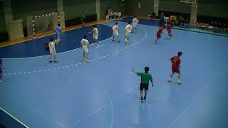 第41回全国高校ハンドボール選抜大会 1回戦 洛北vs法政二高③