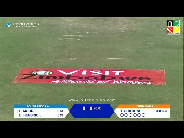 Zimbabwe A vs South Africa A | 1st Unofficial Test | Day 4