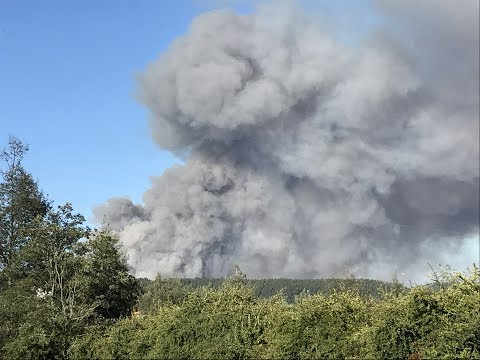 NMAX 125 - O receio dos fogos 🔥 na minha zona