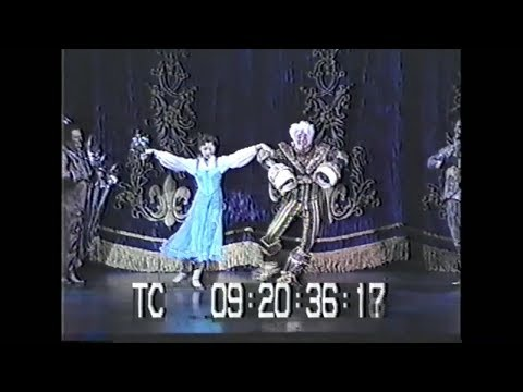 Susan Egan l Be Our Guest Beauty and the Beast on Broadway 1994