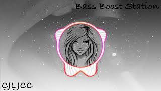 What Lovers Do - Maroon 5 ft. SZA (Bass Boosted)