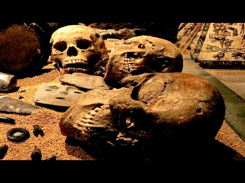 Templo Mayor - The Aztec Temple Of Mexico City (HD)