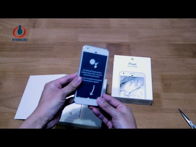 #Young3C#Google Pixel Phone Review - Unboxing ??Pixel??-???