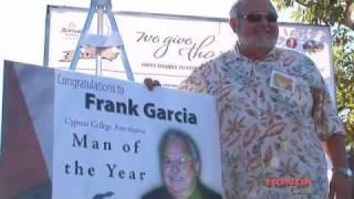 We Give Thanks 2010 Frank Garcia - NHL VideoCenter - Anaheim Ducks