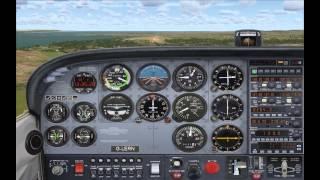 FSX Tutorial: ILS Approach & Landing