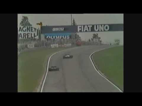 The Day Everyone ran out of Fuel - 1985 San Marino Grand Prix