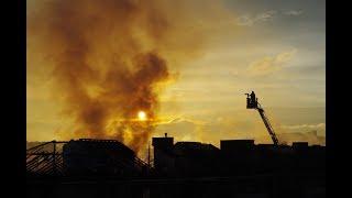 Pompiers Genève - Rétrospective 2018 du SIS