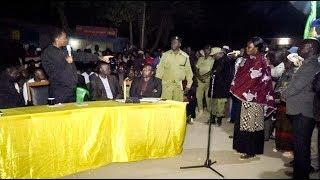 Usiku wa Kuamkia Leo RC Hapi amuweka Ndani Diwani CHADEMA, KISA?