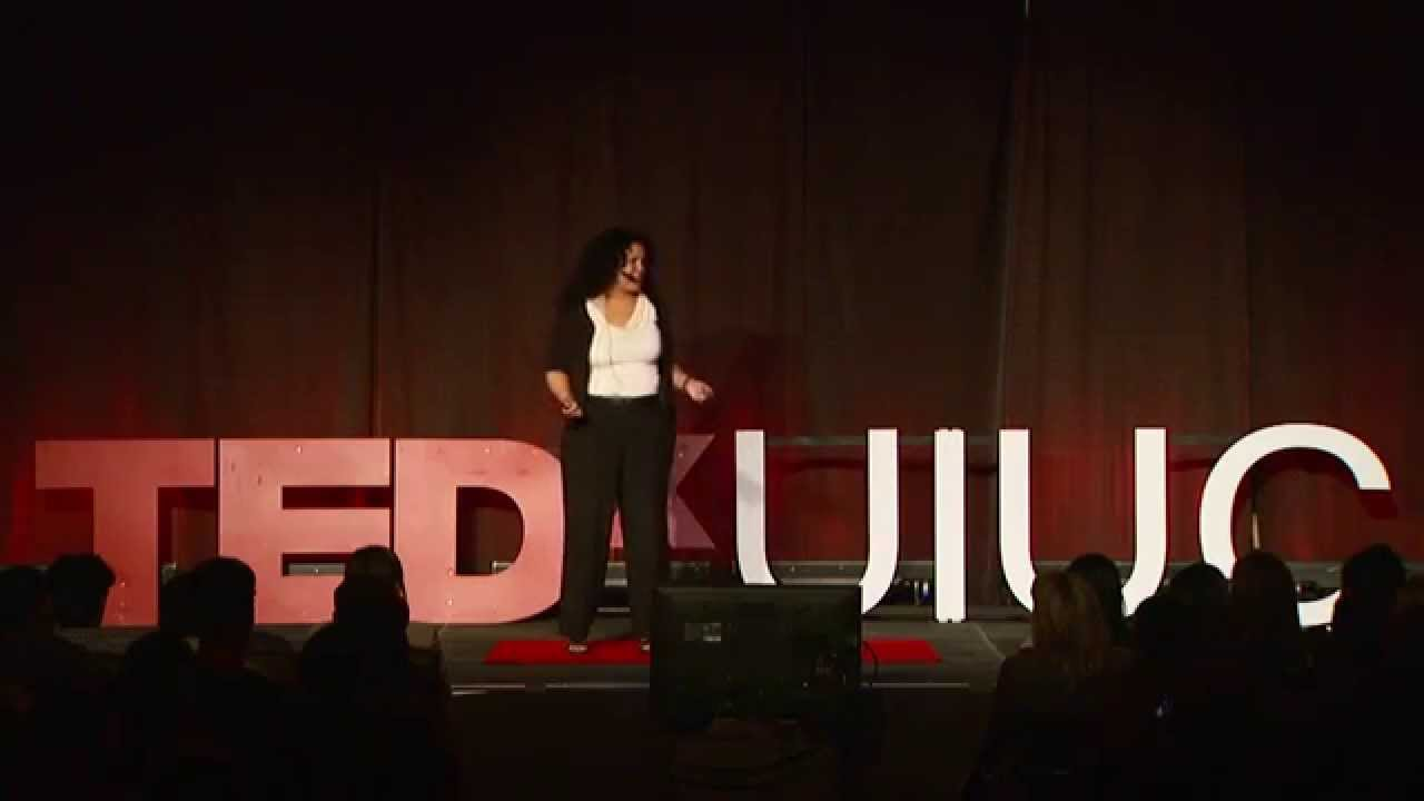 Social influences on technology: Safiya Noble at TEDxUIUC