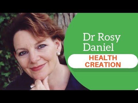 Energy Management Mentorship: Dr Rosy Daniel: Integrative Health Convention 2018