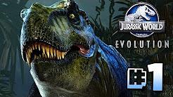 The Gaming Beaver Jurassic World Evolution Youtube