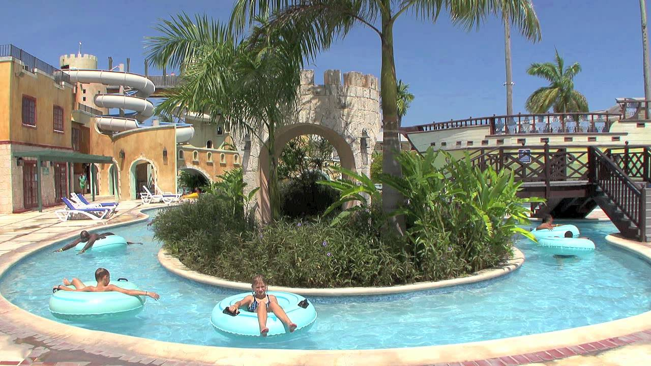 Sunset Beach Resort Spa Waterpark Montego Bay Jamaica